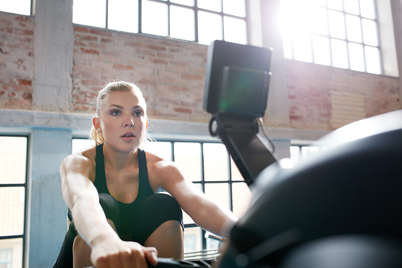 5 Reasons Why The Rowing Machine Is The New Craze ...