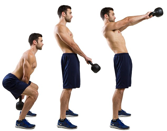 6 Kettlebell Exercises To Burn Fat Amp Get Ripped