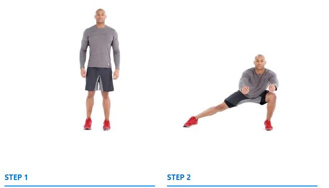 Mastering Alternating Side Lunges: Guide, Form, Flaws, Set Up ...