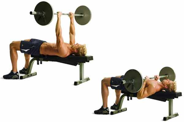 6 technique points to increase bench press weight