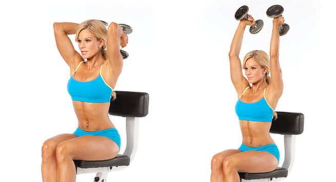 seated-dumbbell-overhead-tricep-extension