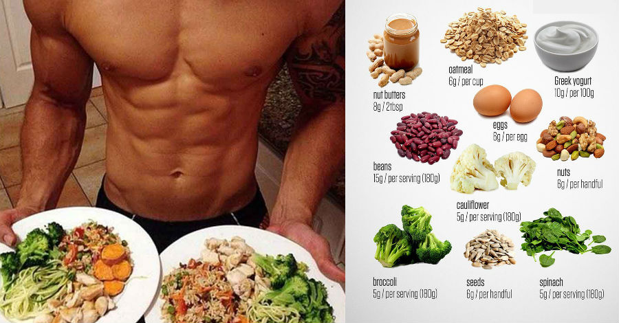 Image result for muscle diet