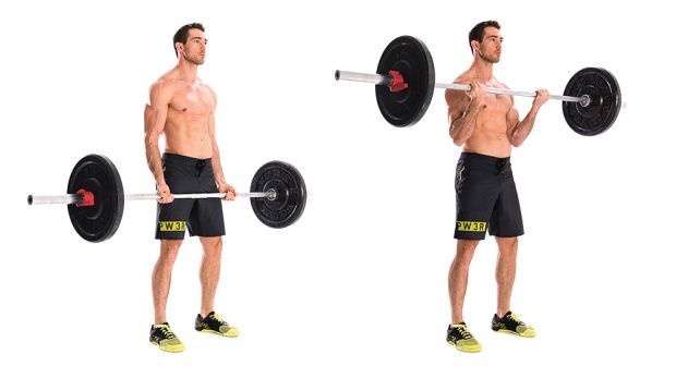 Mastering The Biceps Barbell Curl: Guide, Form, Flaws, Set ...