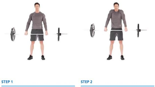 Mastering Barbell Shrugs: Guide, Form, Flaws, Set Up & Execution ...