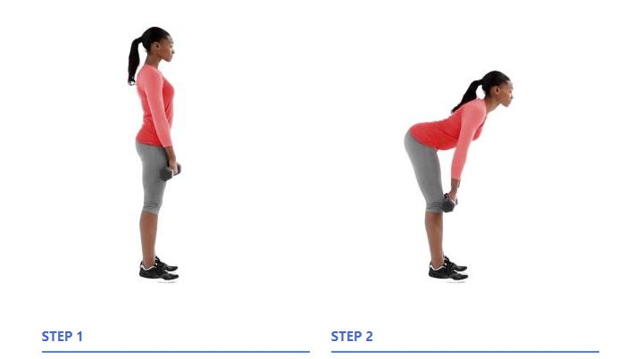 Mastering The Dumbbell Stiff Leg Leadlift: Guide, Form ...