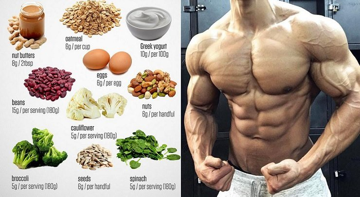 food to help get lean