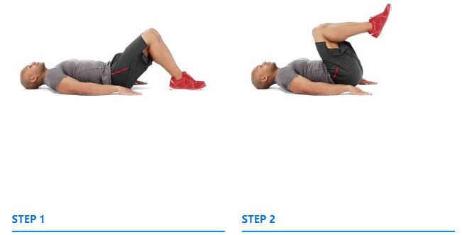 Mastering The Reverse Crunch: Guide, Form, Flaws, Set Up ...