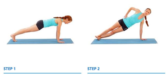 Mastering Side Plank: Guide, Form, Flaws, Set Up & Execution - Gym ...