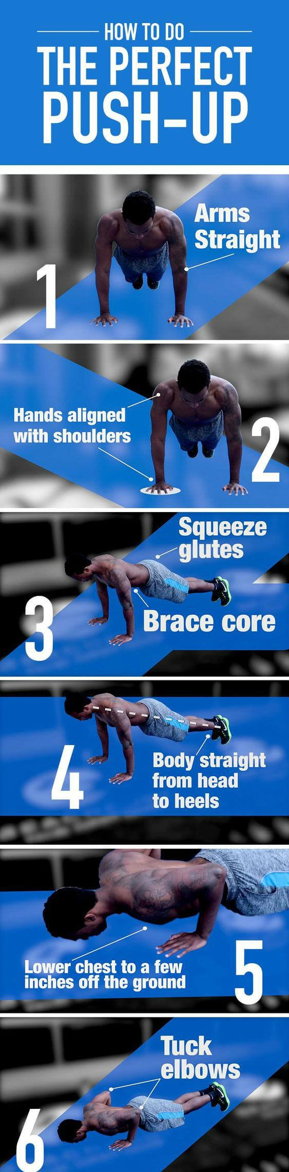 5 simple tips for mastering the perfect push up gymguider com