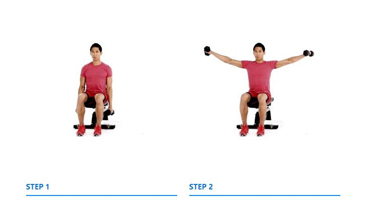 Mastering Seated Side Lateral Raise: Guide, Form, Flaws ...