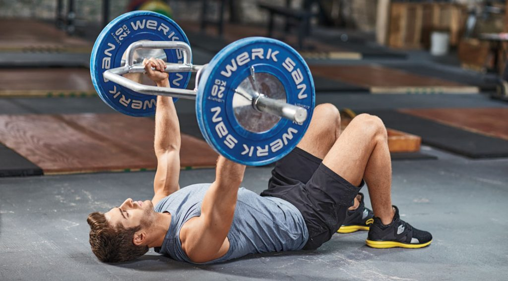 3 Trap-Bar Exercises To Help You With