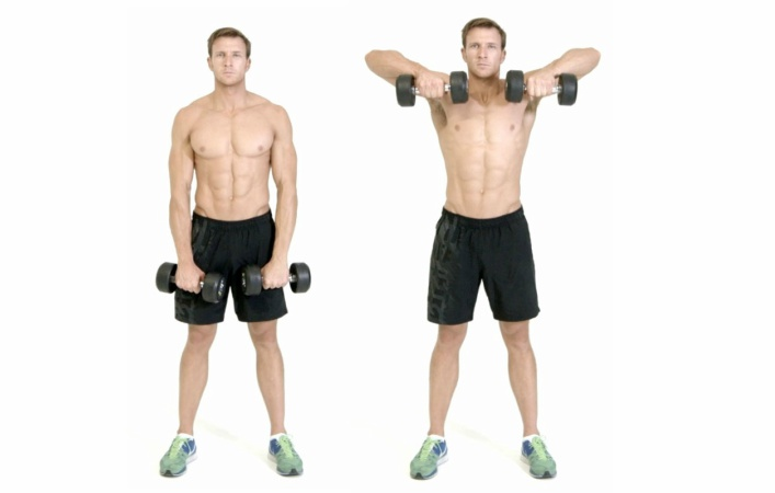 Build Your Biceps Without Using Weights