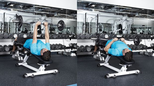 superset triceps