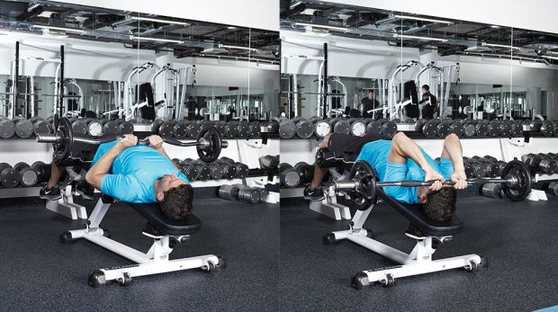 tricep superset for mass