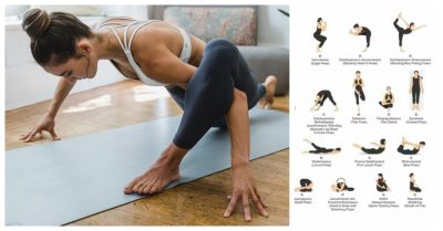 yoga stress relief