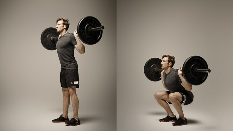 Make Your Whole Body Grow With Back Squat - GymGuider.com