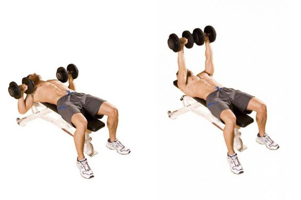 Chest And Triceps Superset Workout Muscles To Grow