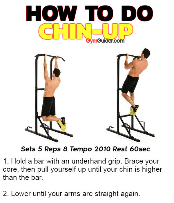 How to do chin-up