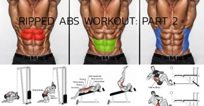 6 Exercises For An Insane Shredded Six Pack Part 2