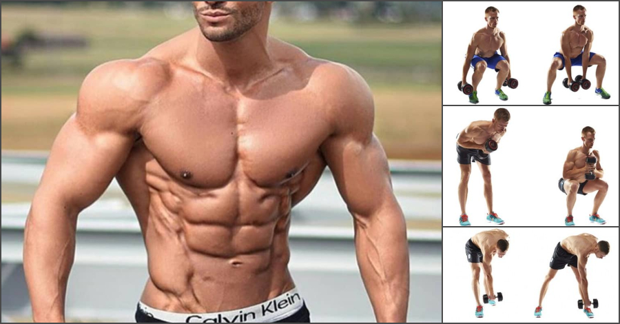 Do You Want A Strong Defined Six Pack Utilise These 9 Exercises And Achieve Your Goal