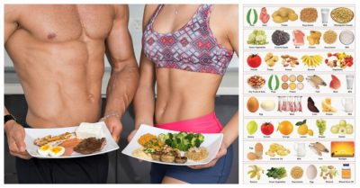diet for lean muscle