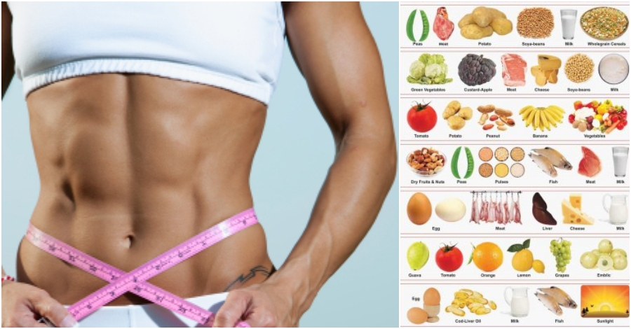 8 foods for weight loss