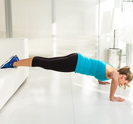 Pump Up Your Pushups
