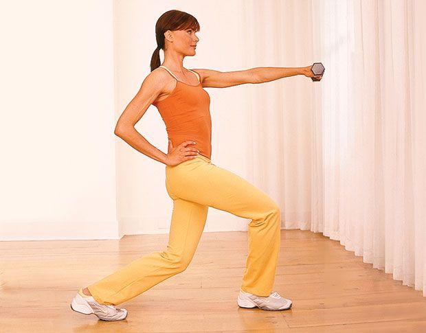 5 Combination Exercises You Have To Try For A Toned Body