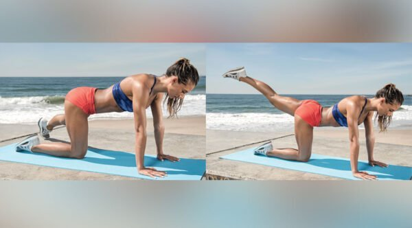 8 Calorie Blaster Moves To Shape A Round Booty & Build Muscle