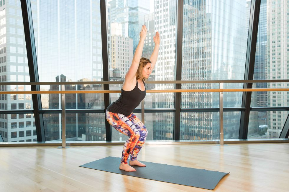 Whoever Said You Couldn't Use Yoga To Lose Weight Never Tried These 10 Moves